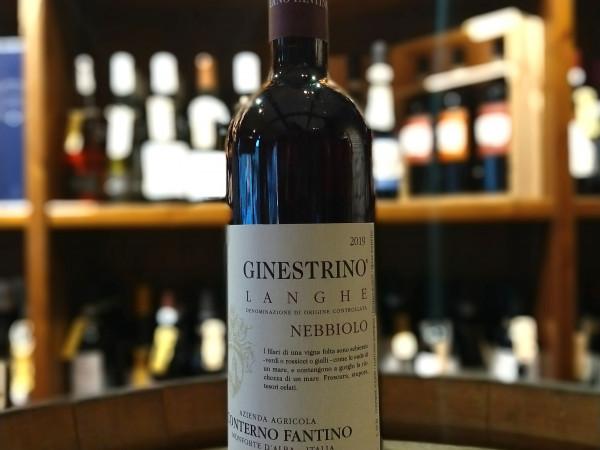 CONTERNO FANTINO LANGHE NEBBIOLO DOC GINESTRINO
