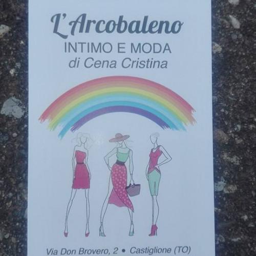 logo L'arcobaleno Di Cena FABIA  Cristina